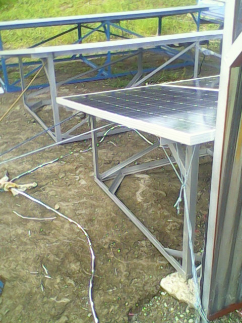 Plug and Power 2-Kw grid-Tie System