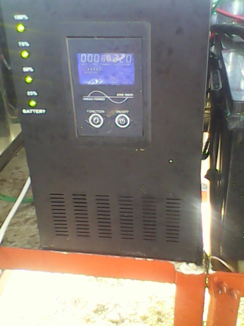 3-Kw Grid connected Smart solar DC to AC Inverter
