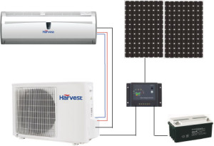 solar air con off-Grid